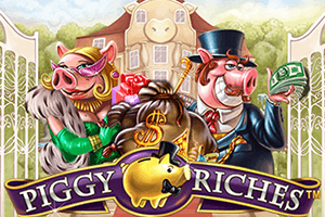 Piggy Riches Netti Casinot