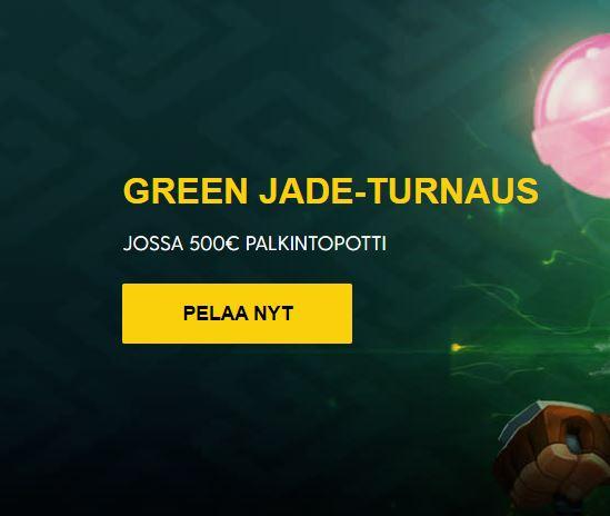 Bethard - Green Jade -turnaus